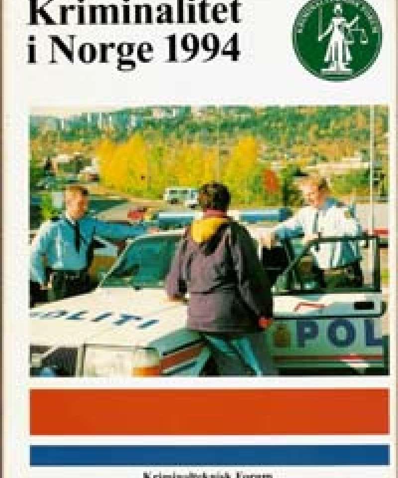Kriminalitet i Norge 1994