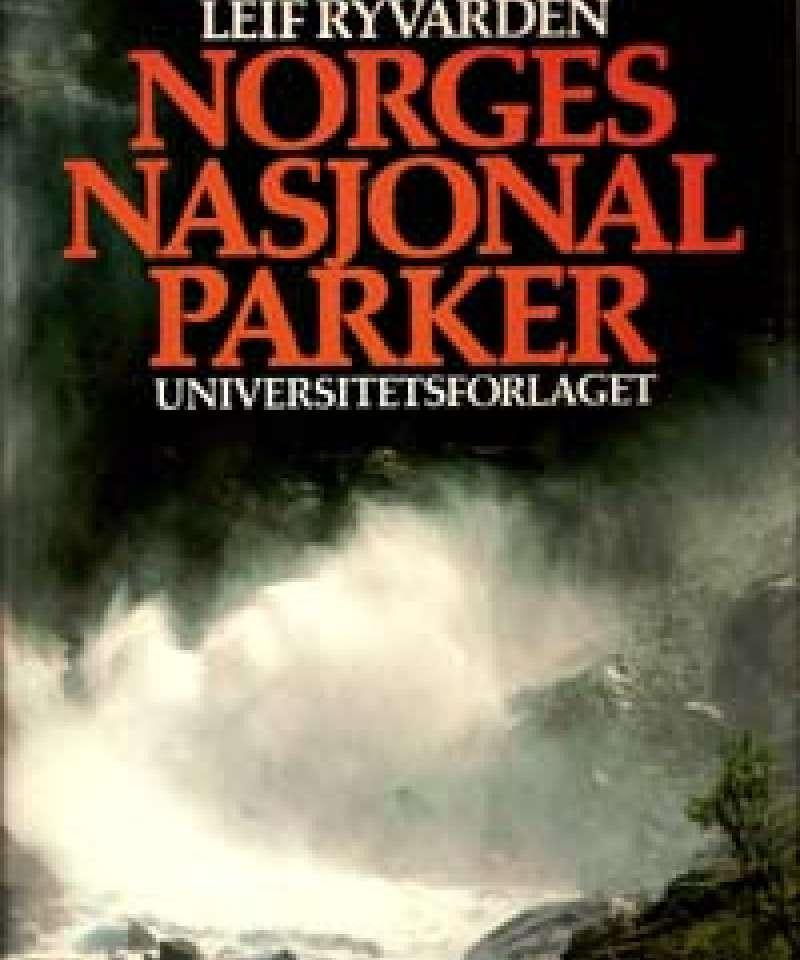 Norges nasjonalparker