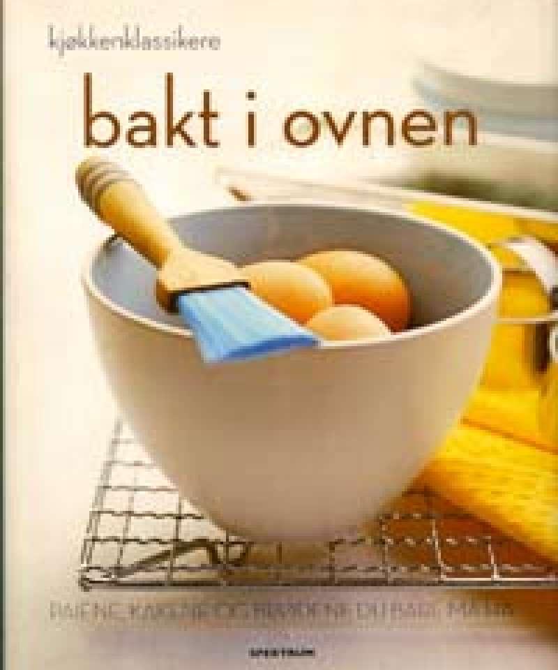 Bakt i ovnen
