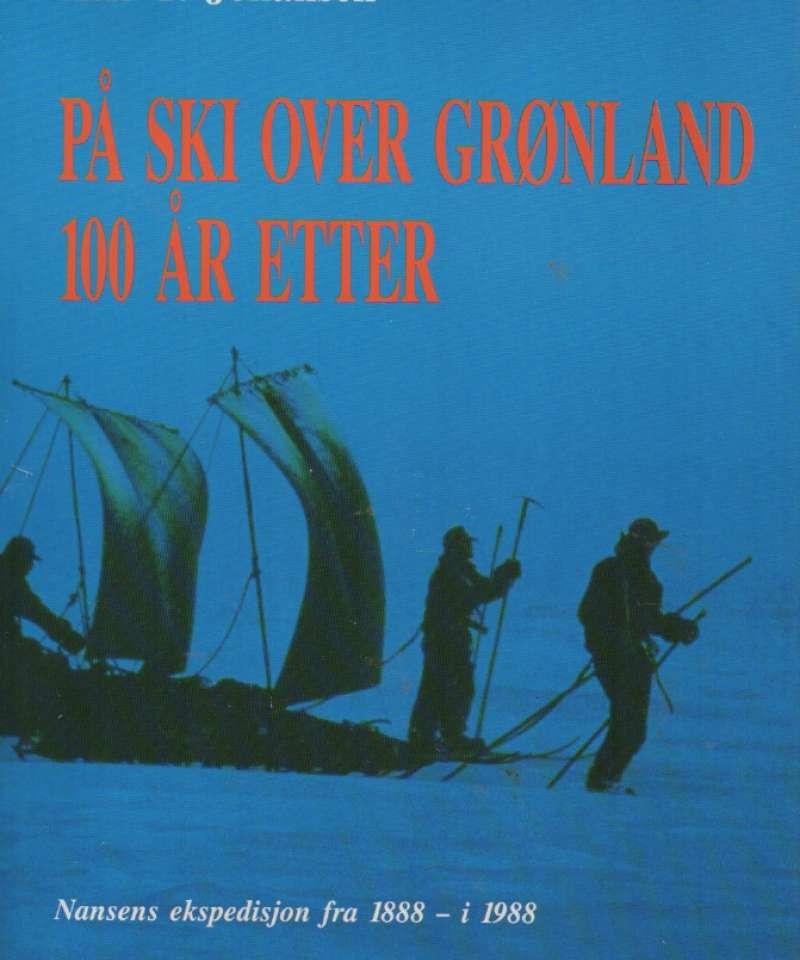 På ski over Grønland 100 år etter