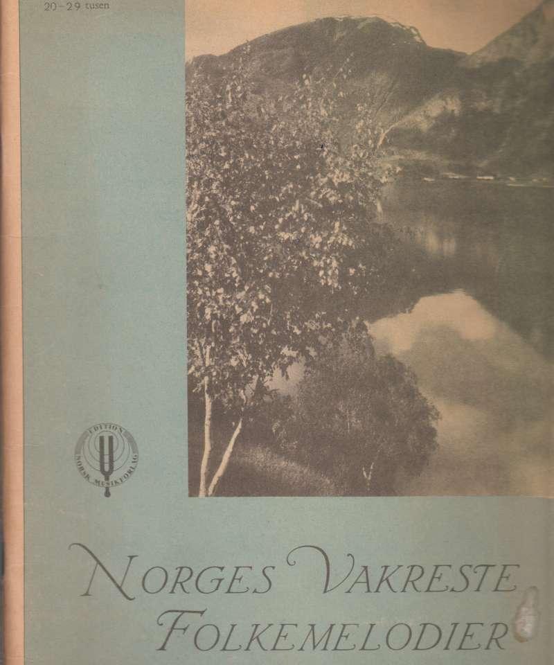 Norges vakreste fiolkemelodier