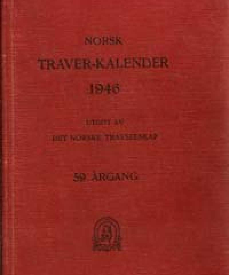 Norsk Traver-kalender 1946