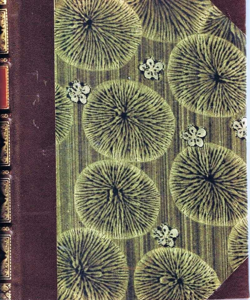 Flora Danica, 3 bind