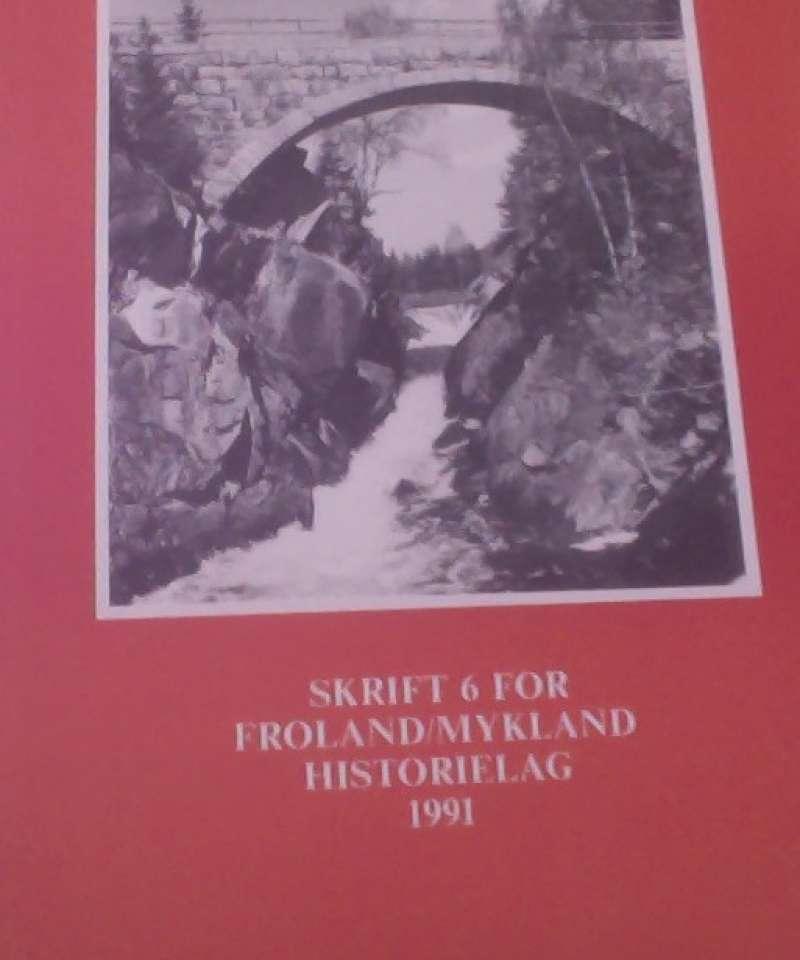 Skrift 6 for Froland/Mykland Historieforlag 1991