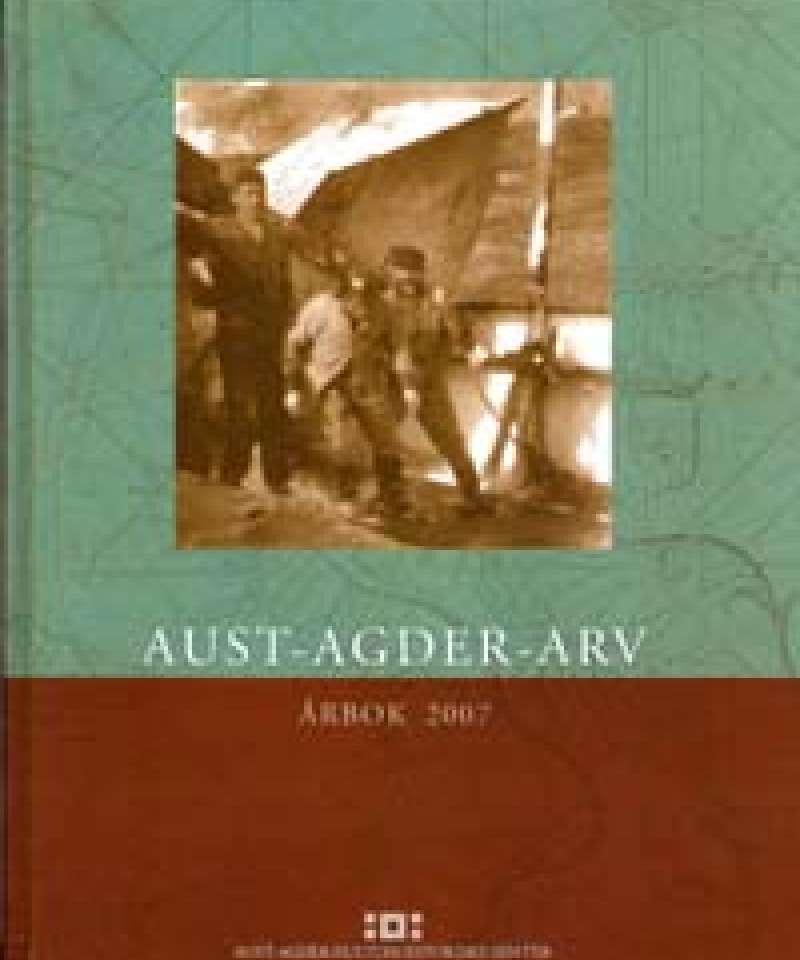Aust-Agder arv
