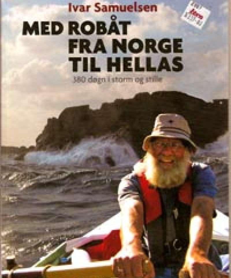 Med robåt fra Norge til Hellas