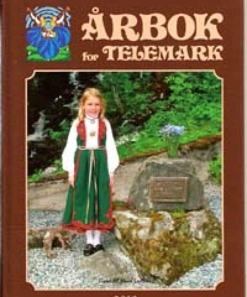 Årbok for Telemark 2013