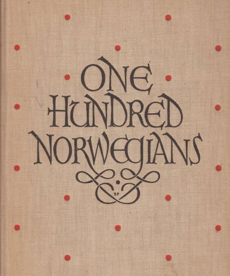 One Hundred Norwegians.