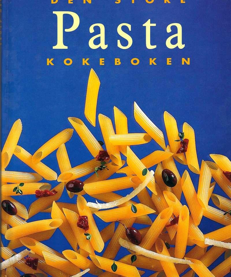 Den store Pasta-kokeboken