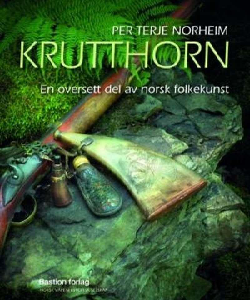 KRUTTHORN En oversett del av norsk folkekunst