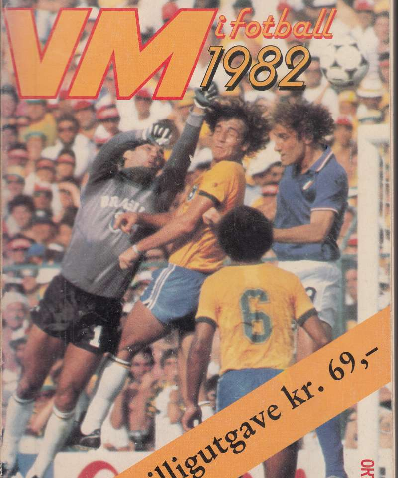 VM i fotball 1982