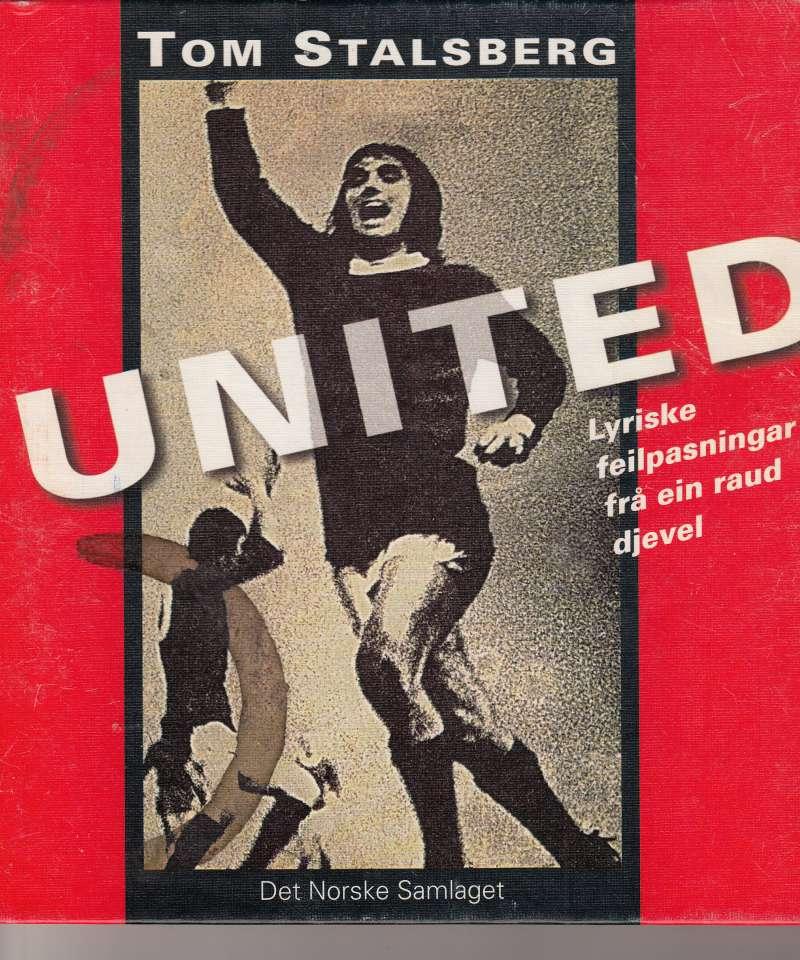 United. Lyriske feilpasningar frå ein raud djevel