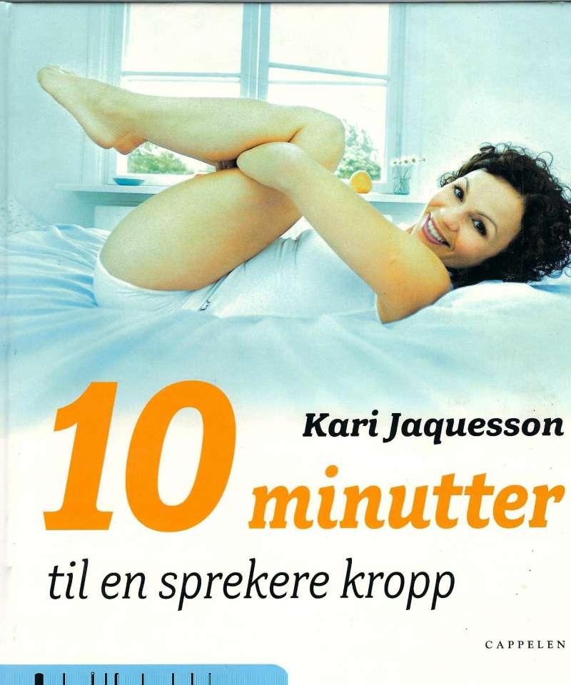 10 minutter til en sprekere kropp