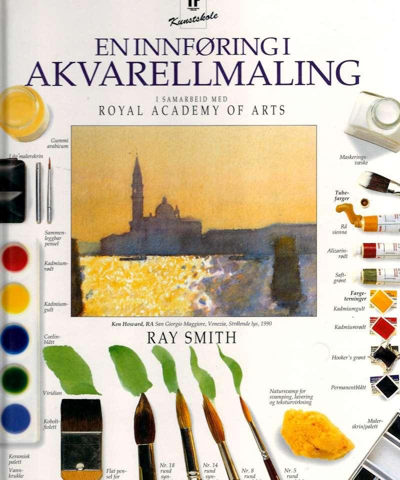 En innføring i akvarellmaling