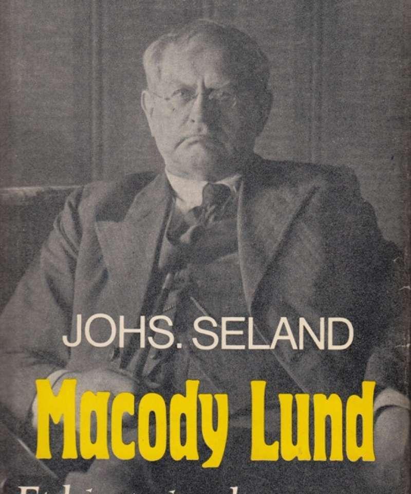 Macody Lund. Et hjerte i en kruttønne