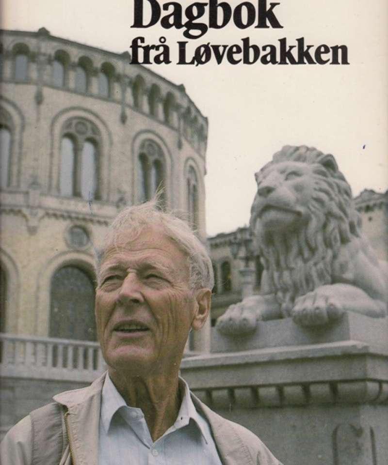 Dagbok frå Løvebakken