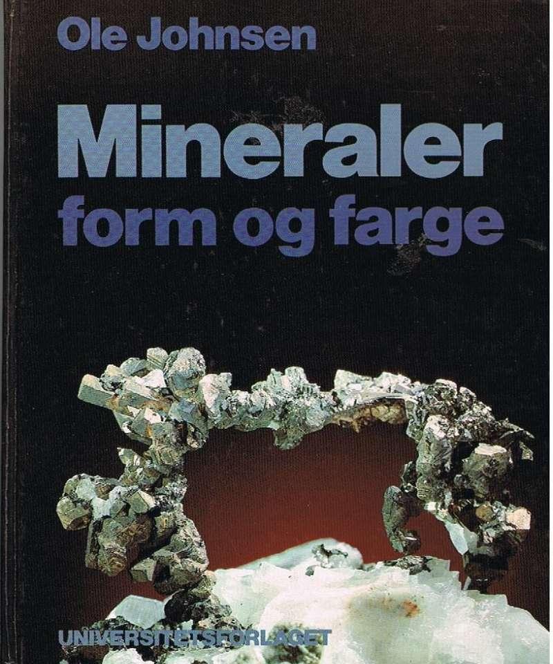 Mineraler form og farge