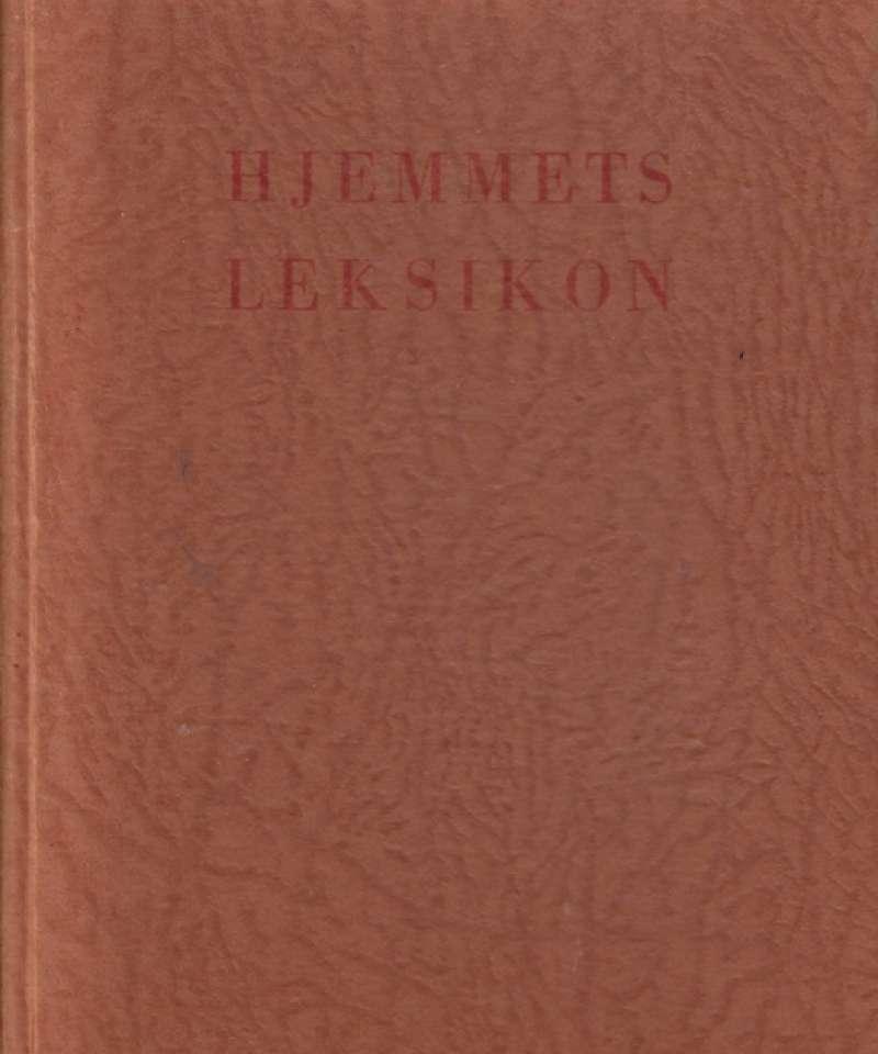 HJEMMETS LEKSIKON