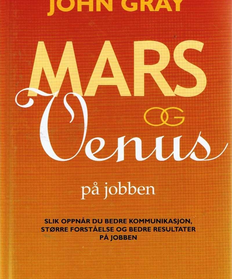 Mars og Venus på jobben
