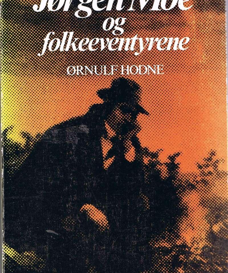 Jørgen Moe og folkeeventyrene