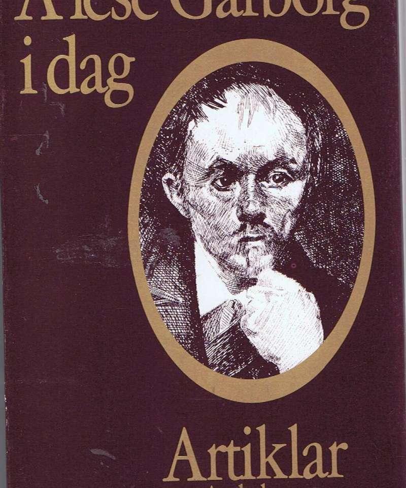 Å lese Garborg i dag
