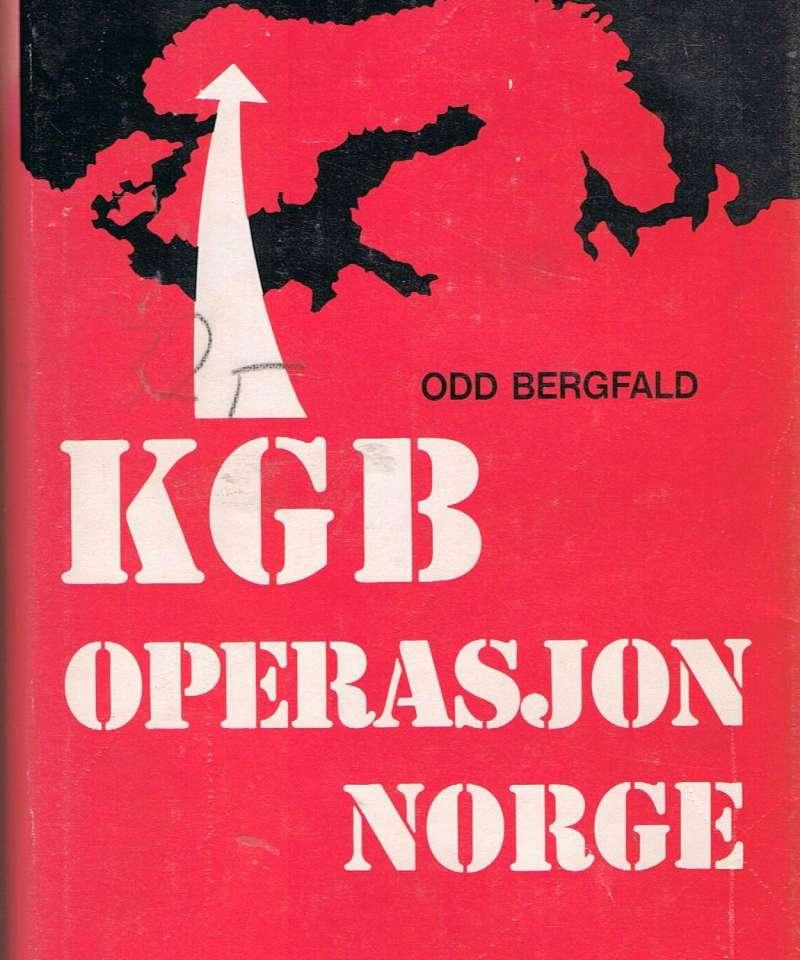 KGB operasjon Norge