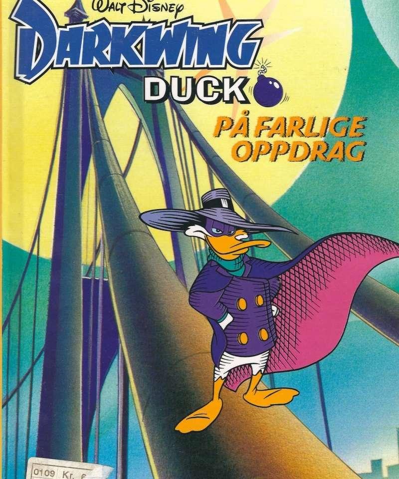 Darkwing Duck på farlige oppdrag