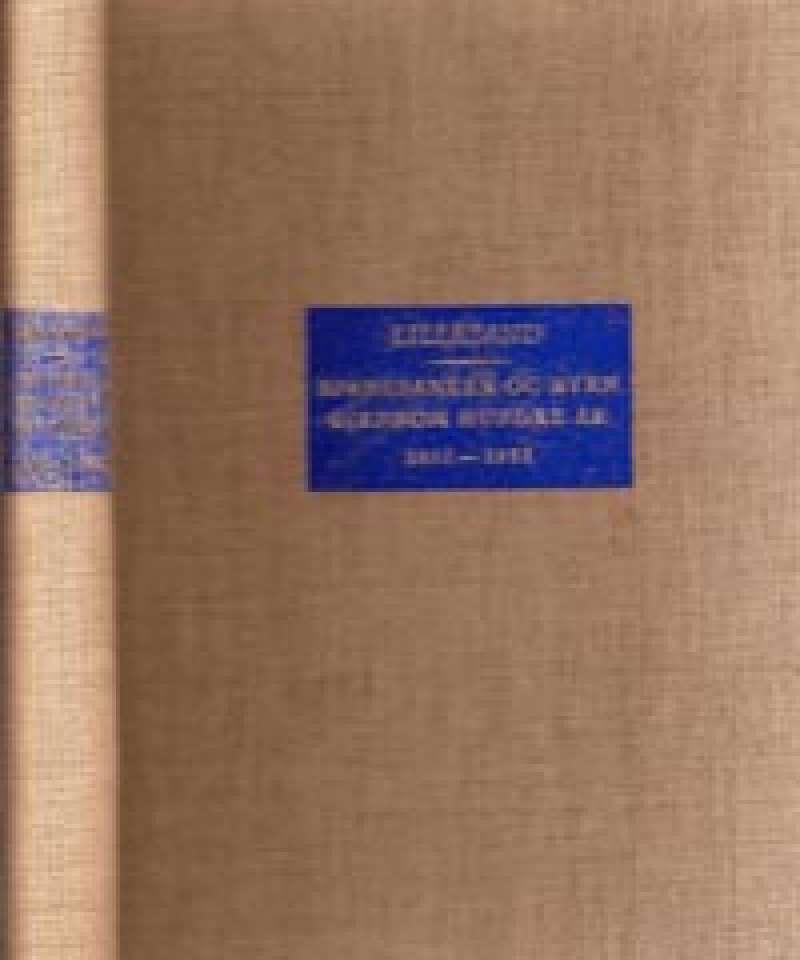 Lillesand Sparebank gjennom hundre år 1852 - 11.oktober - 1952