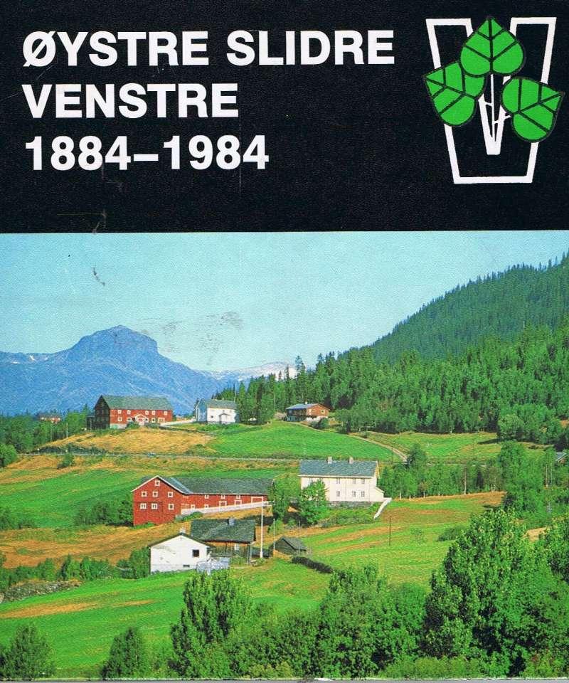 Øystre Slidre Venstre 1884-1994