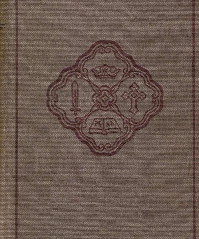 Kirkens historie, bind 1
