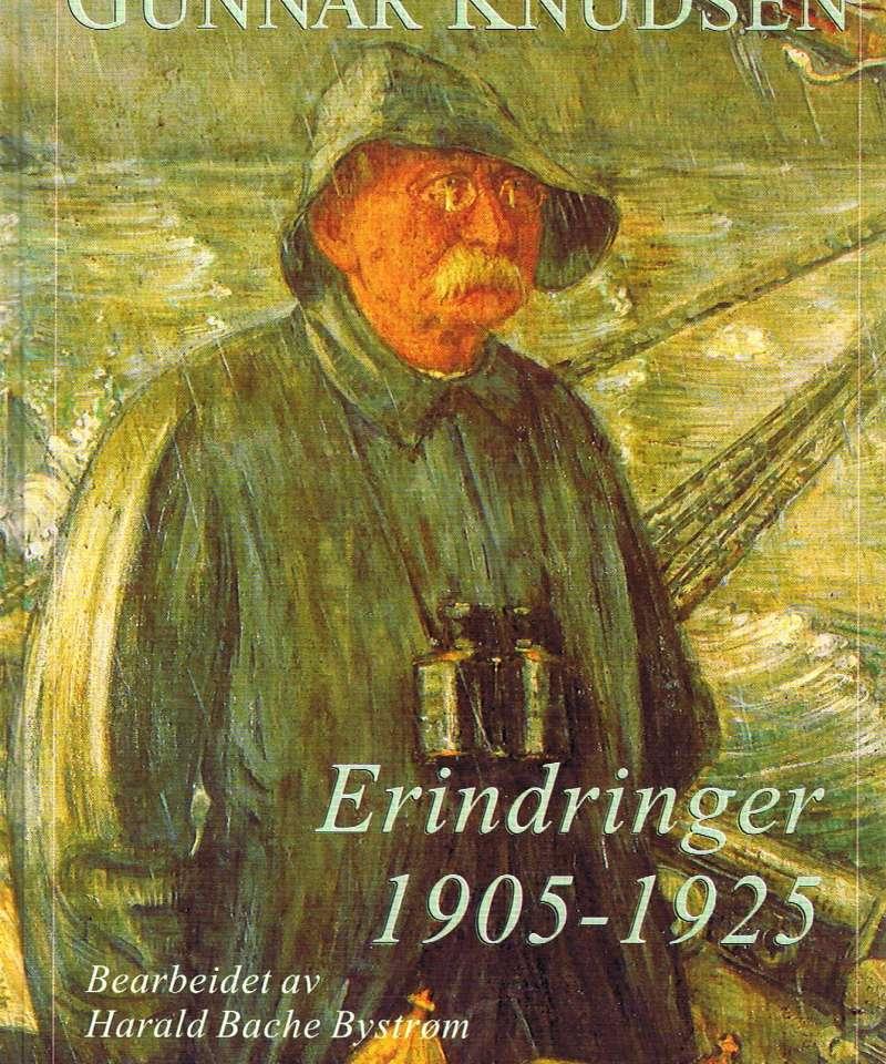 Erindringer 1905 - 1925