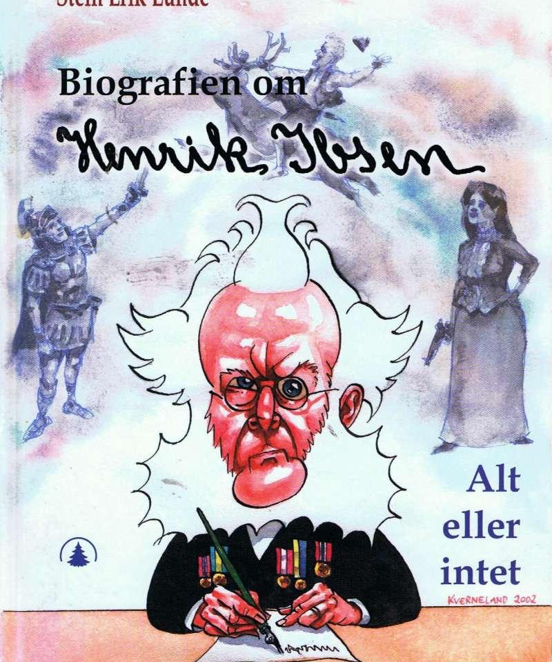 Biografien om Henrik Ibsen