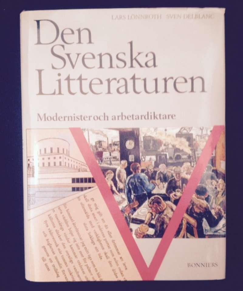 Den Svenska Litteraturen I-VII