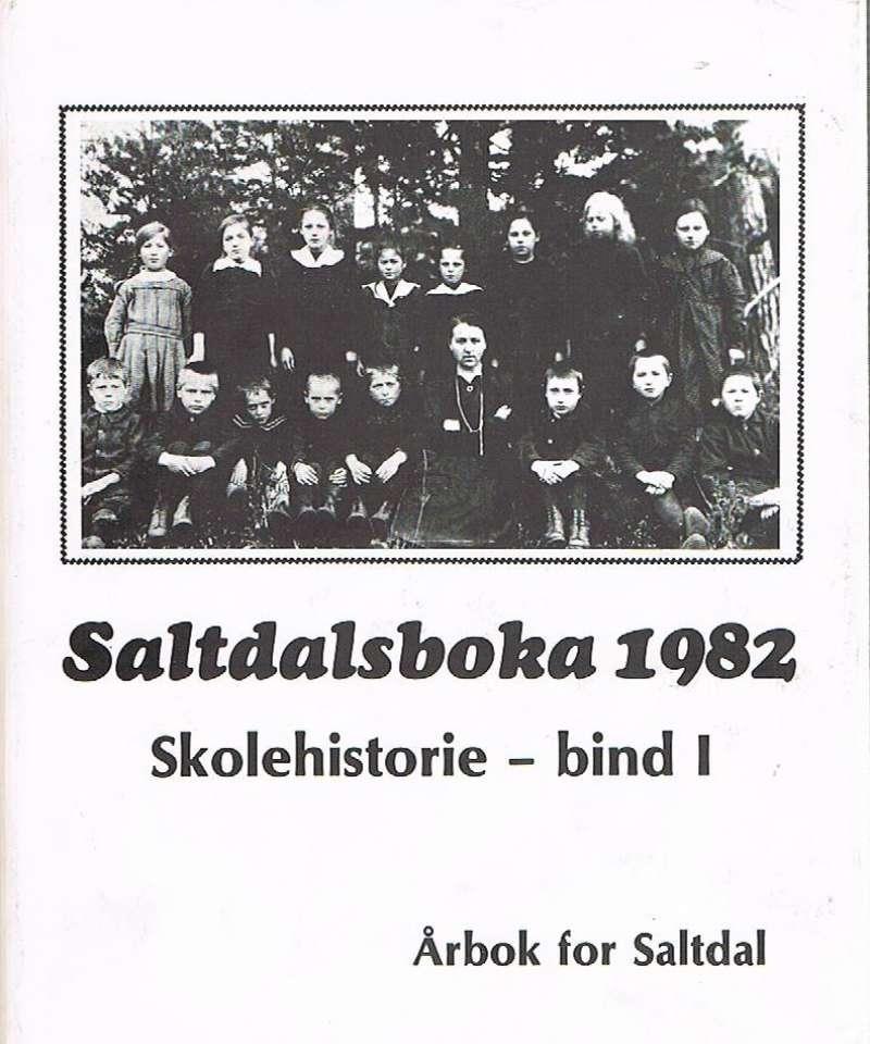 Saltdalsboka 1982 - bind I