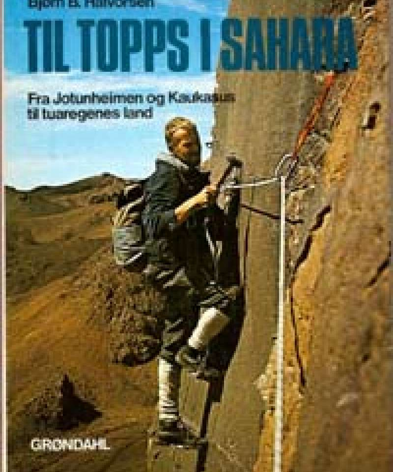 Til topps i Sahara