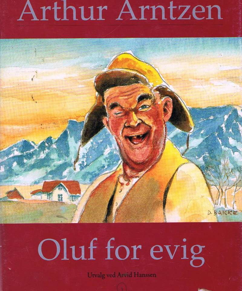 Oluf for evig