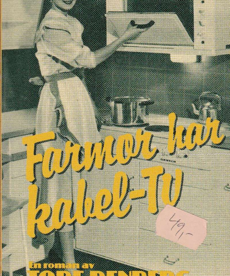 Farmor har kabel-TV