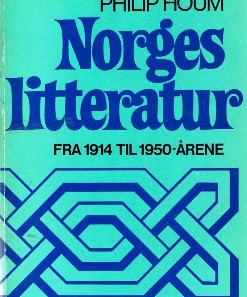 Norges litteratur