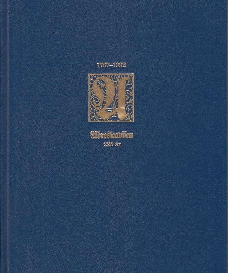 1767-1992 Adresseavisen 225 år