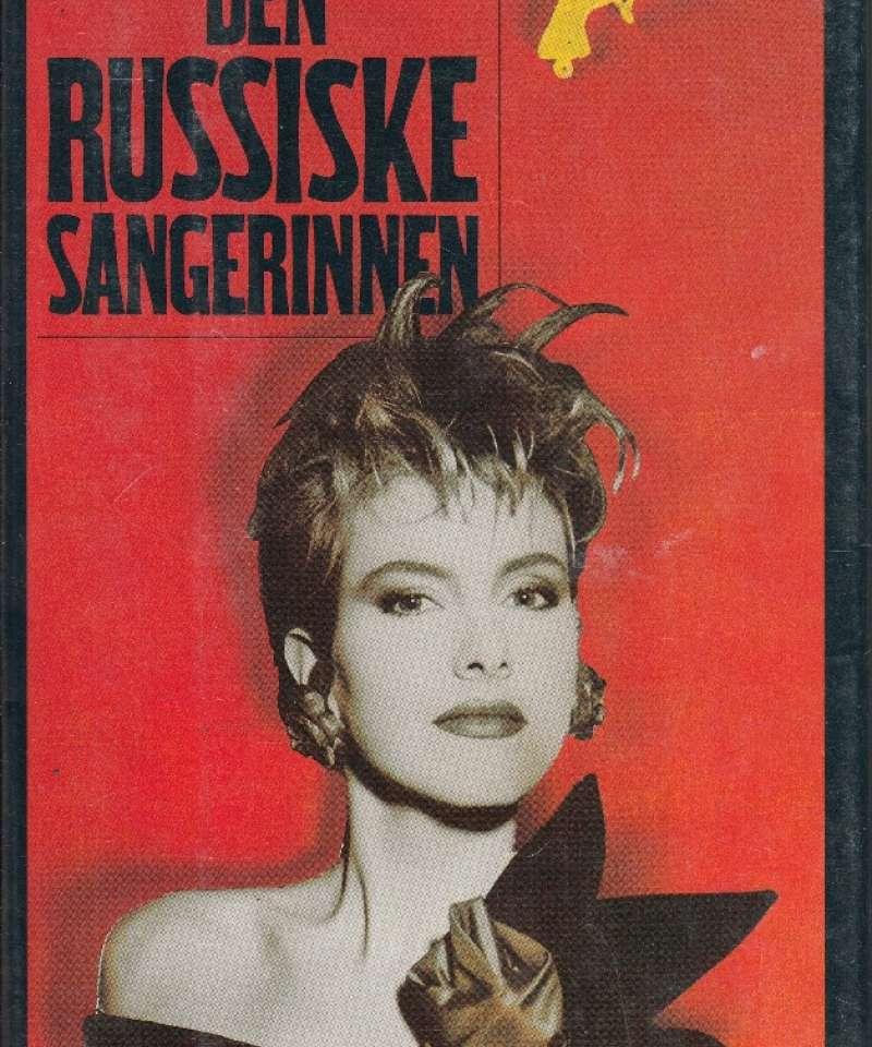 Den russiske sangerinnen