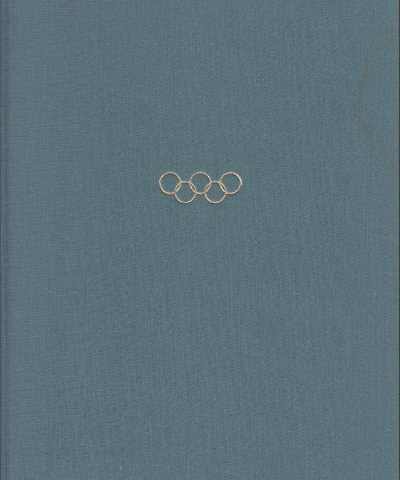 Olympiaboken Squaw Valley Roma (Fra Arne Scheies samlinger)