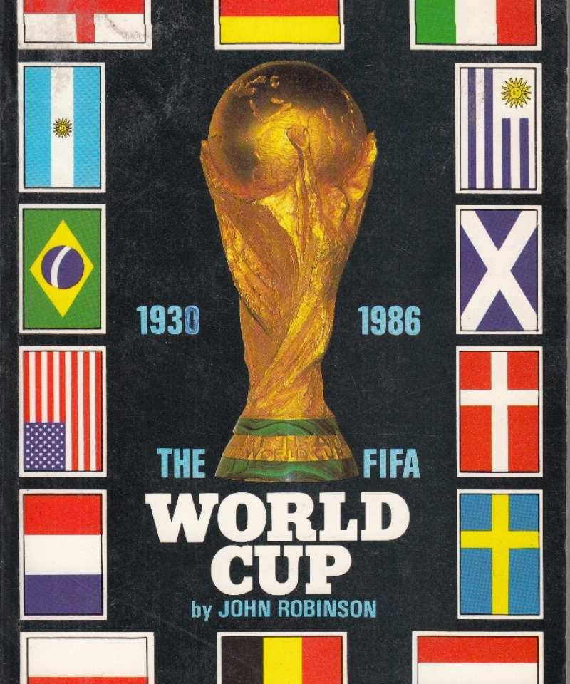 1930-1986 The FIFA World Cup (Fra Arne Scheies samlinger)