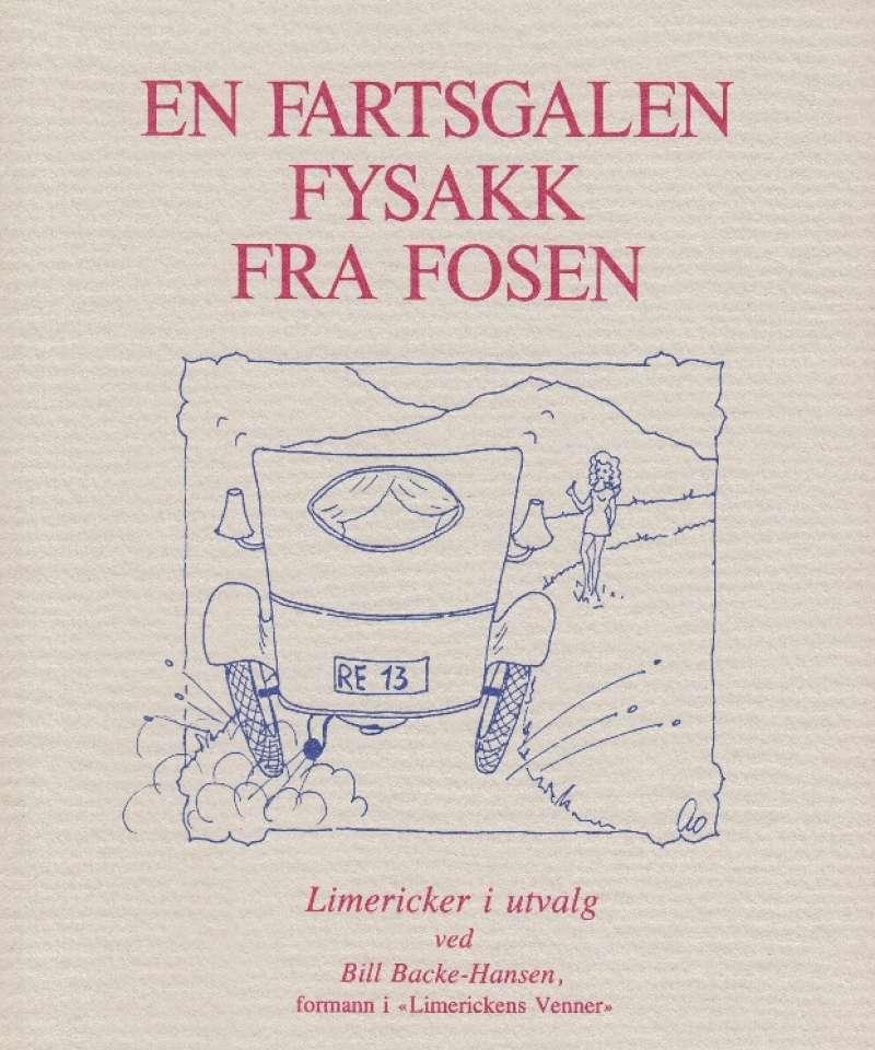 En fartsgalen fysakk fra Fosen.(Fra Arne Scheies samlinger)