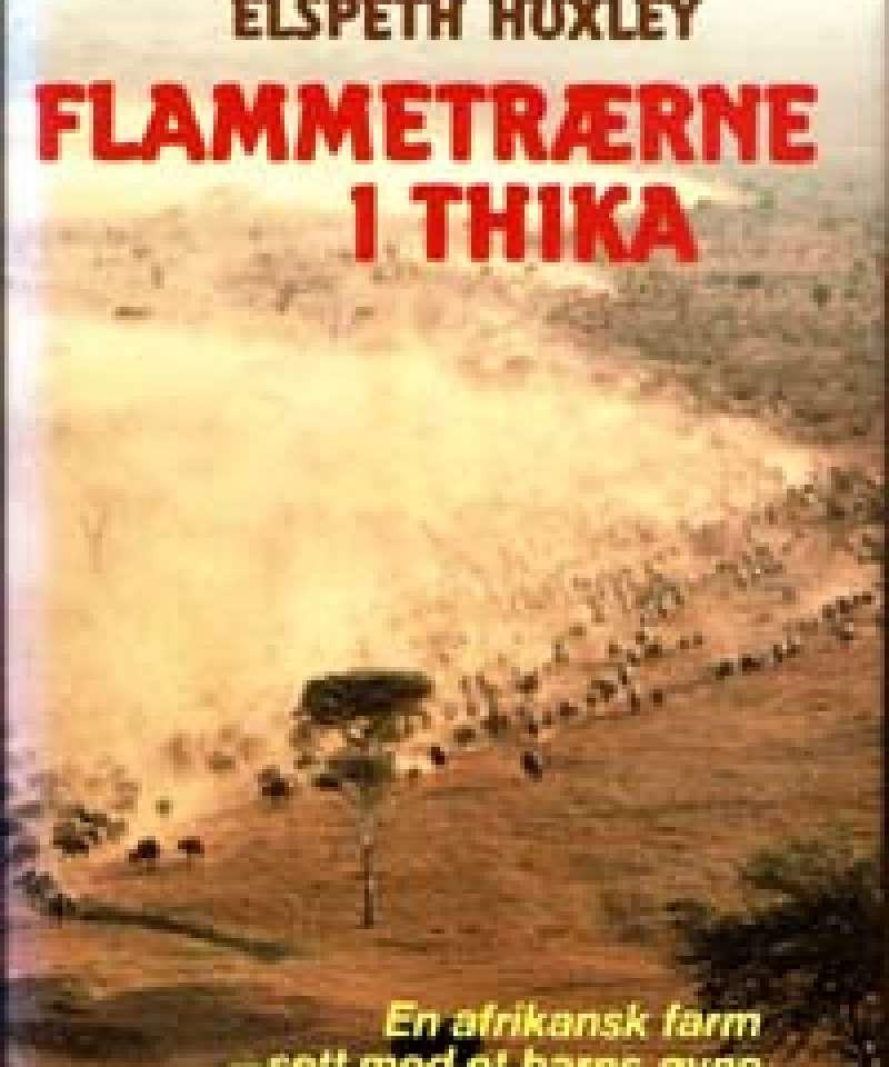 Flammetrærne i Thika