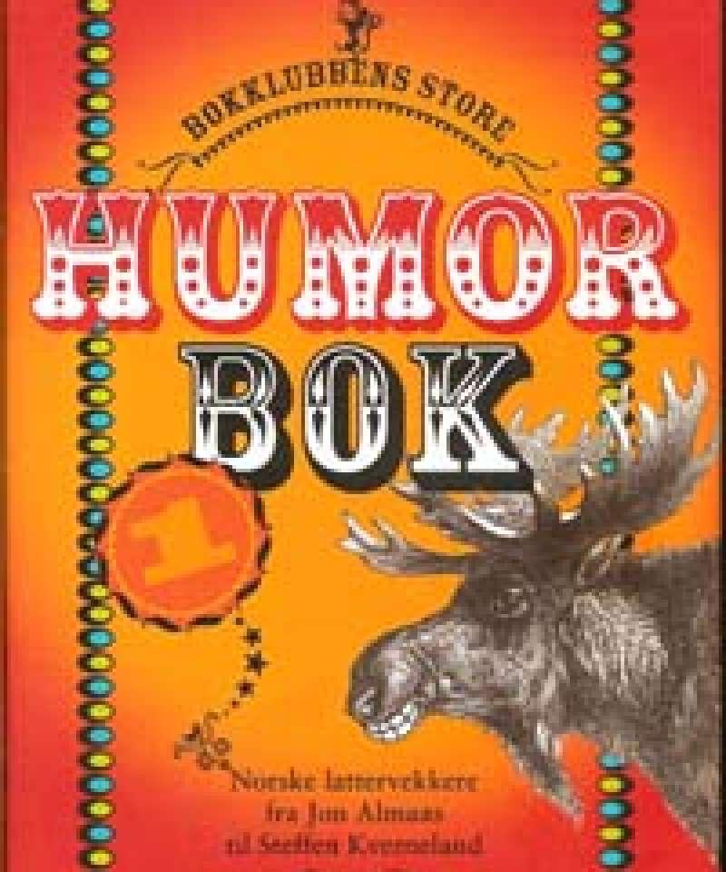 Bokklubbens store Humorbok 1