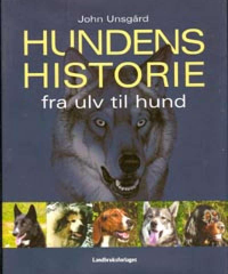 Hundens historie