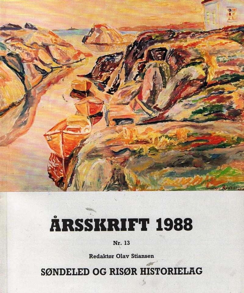 Årsskrift 1988