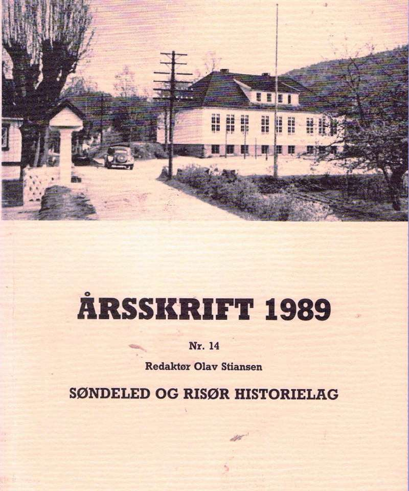 Årsskrift 1989 Nr 14