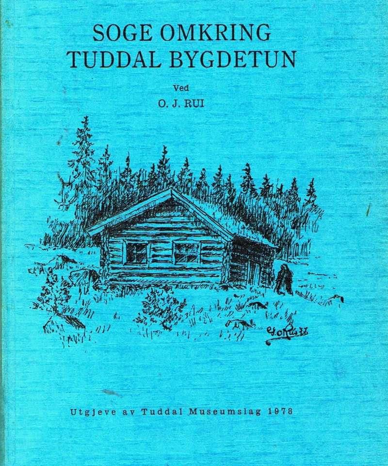 Soge omkring Tuddal Bygdetun