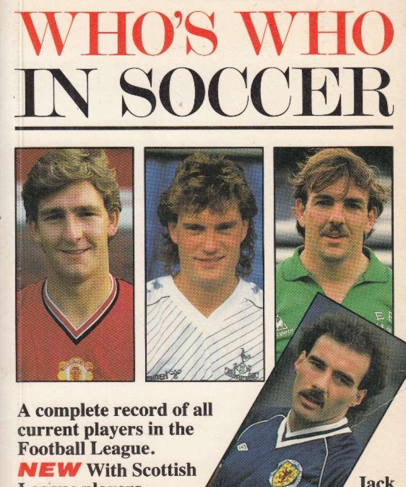 Who´s who in soccer (Fra Arne Scheies samlinger)